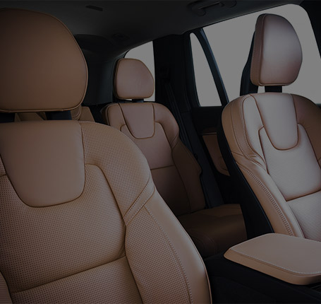 Comfortable and luxurious vehicles